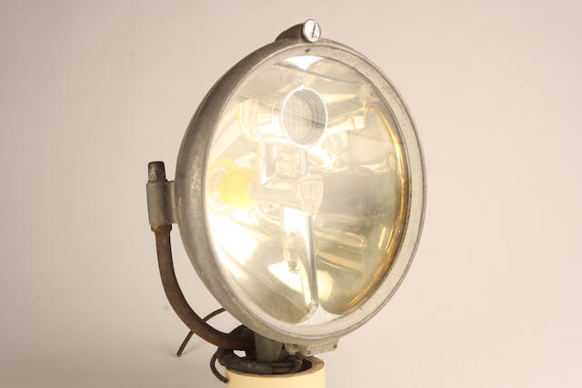 A large Marchal Z310 headlamp with projector - TP 70,