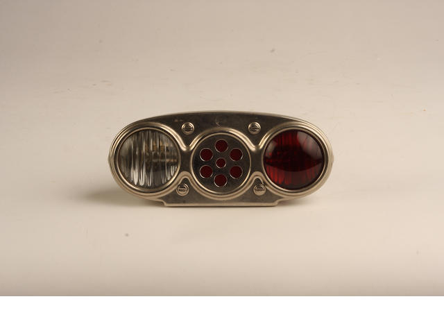 A Bosch taillight,