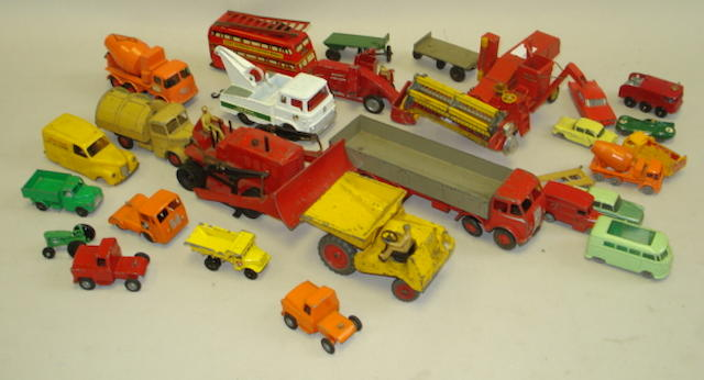 Dinky and other toys approx. 25