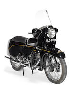 1955 Vincent 998cc Black Knight Frame no. RD12815F Engine no. F10AB/2/10915