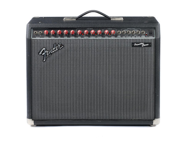 Fender Princeton Chorus combo guitar amplifier, Serial No. LO-023467