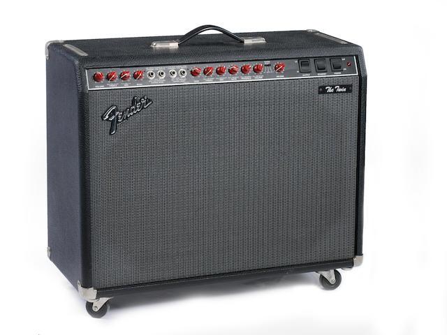 A 1987 Fender 'The Twin', Serial No. L070580,