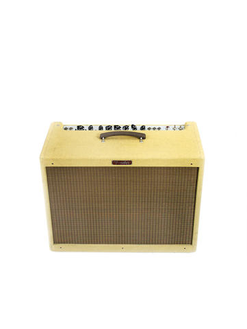 A 1994-1995 Fender Blues De Ville 212, Serial No. T-053838,