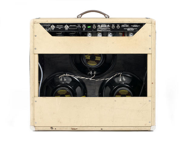 Fender Vibroking combo guitar amplifier, Serial No. 1511
