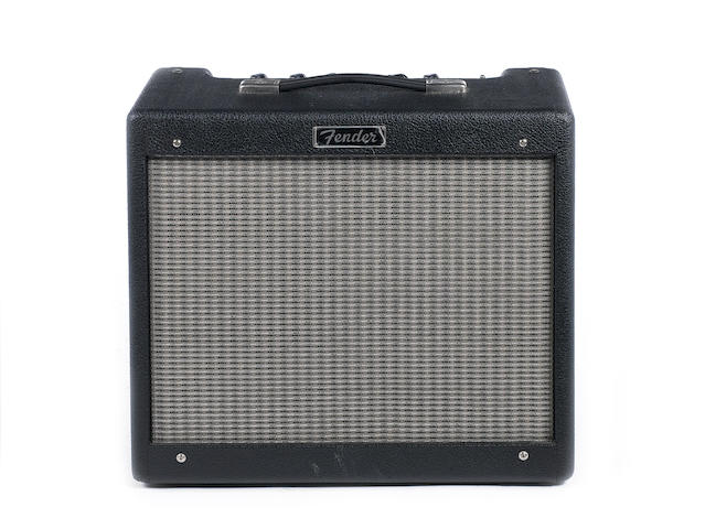 Fender Blues Junior combo guitar amplifier,  Serial No. B-256474 – 230V