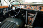1972 Rolls Royce Silver Shadow Saloon  Chassis no. SRX11368