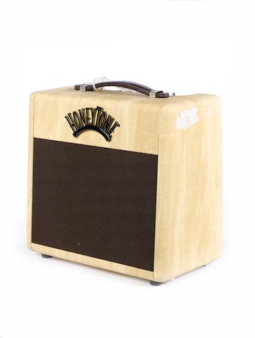 Danelectro 'Honeytone' HT-50 combo guitar amplifier,  Serial No. 2629360,
