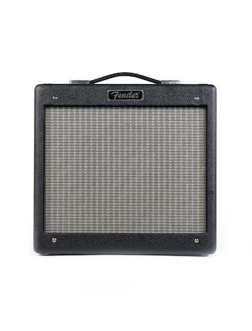 Fender Pro Junior combo guitar amplifier, Serial No. B-232117 230V