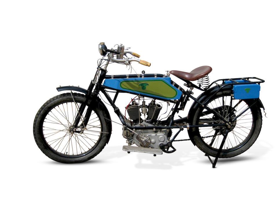c.1922 Wanderer 616cc Frame no. 26932