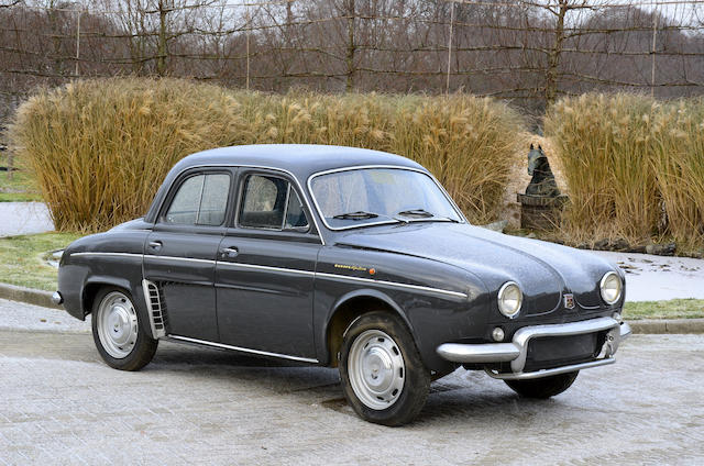 1962 Alfa Romeo Ondine Saloon Factory, Chassis no. AR901091726