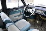 1962 Alfa Romeo Ondine Saloon  Chassis no. AR901091726