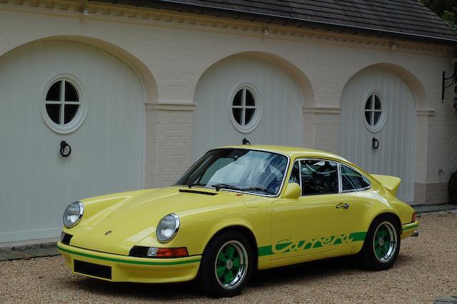 1973 Porsche 911 Carrera RS ,