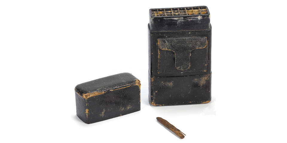 Isambard Kingdom Brunel's Cigar Case,