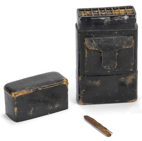 Isambard Kingdom Brunel's Cigar Case,