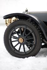 1911 Delaunay-Belleville Landaulette HB6, Rothschild