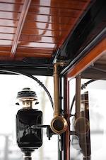 1911 Delaunay-Belleville 25hp HB6 Landaulette  Chassis no. 4148 Engine no. 4148V