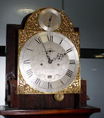 A late 18th Century mahogany longcase clock, Peter Jaquet, London,