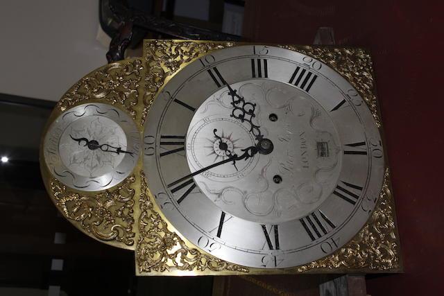 A late 18th Century mahogany longcase clock, Peter Jaquet, London,
