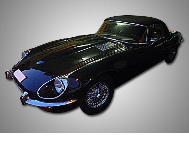 1972 Jaguar  E-Type Series III V12 Roadster  Chassis no. UC1S20505BW Engine no. 7S6926SB