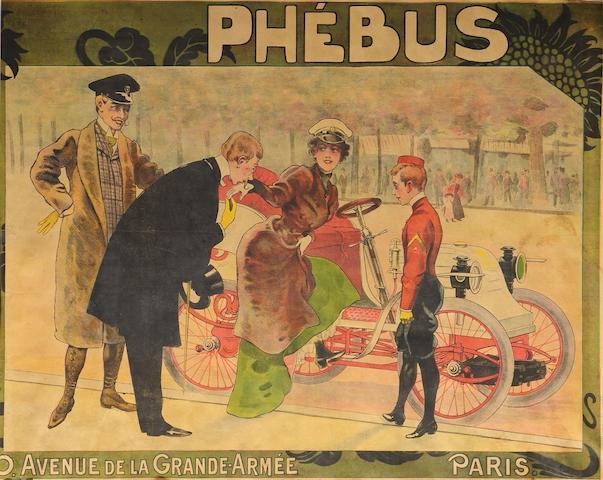 Affiche pour Phébus,