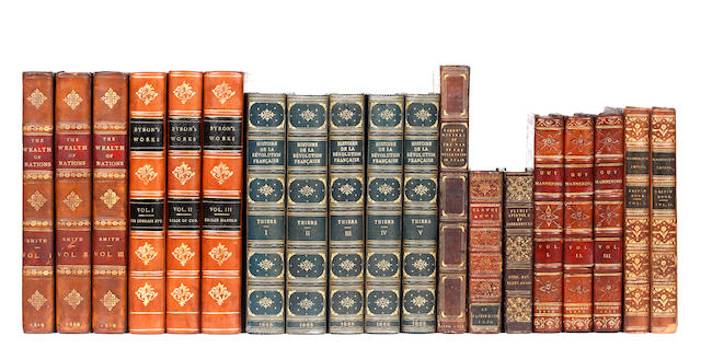 BINDINGS SMITH (ADAM) An Inquiry into the Nature and Causes of the Wealth of Nations, 3 vol.