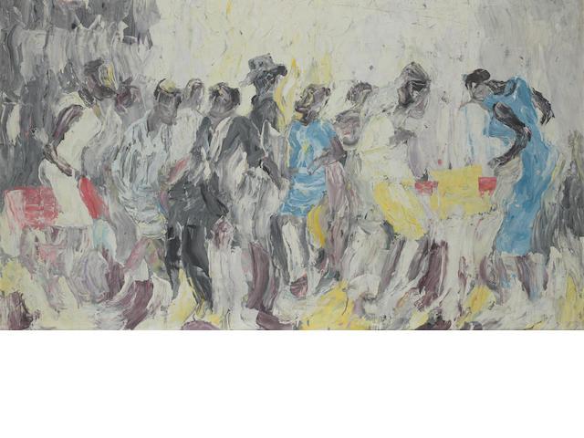 Kingsley Sambo (Rhodesia circa 1933-1979 Dewa), Dancers