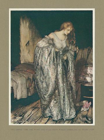 RACKHAM (ARTHUR) Grimm's Fairy Tales