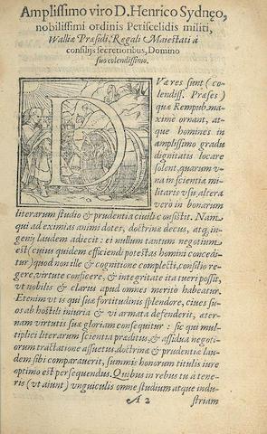 PONTICUS (LUDOVICUS VIRUNIUS) Britannicae historiae libri sex