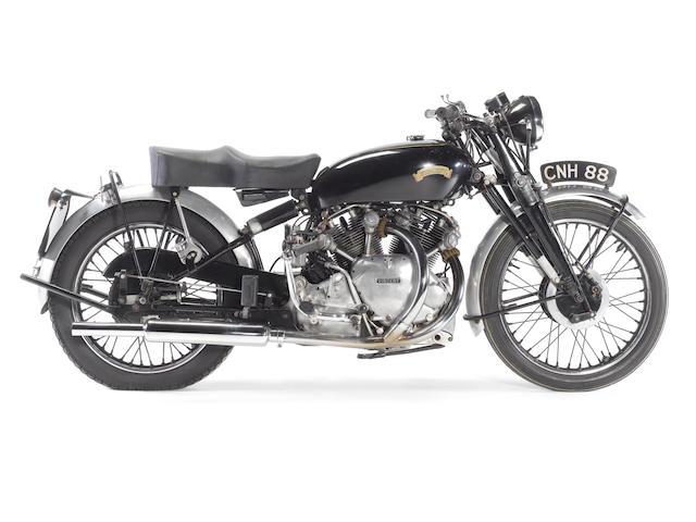 1951 Vincent-HRD 998cc Rapide Series C Frame no. RC7682 Engine no. F10AB/1/5782