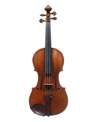 An Violin ascribed to Carlo Ferdinando Landolfi, Milano, 1768 (2)