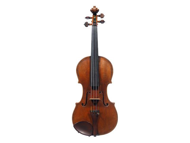 A Violin ascribed to Carlo Ferdinando Landolfi, Milano, 1768 (2)