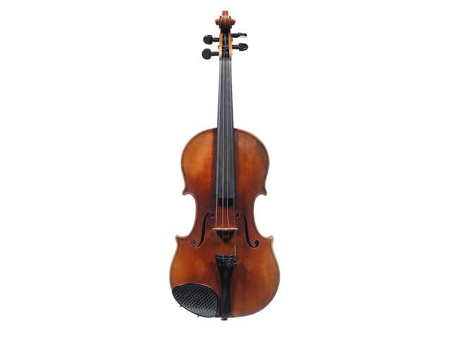 A Violin by Giuseppe Fiorini, Munich, 1897 (2)