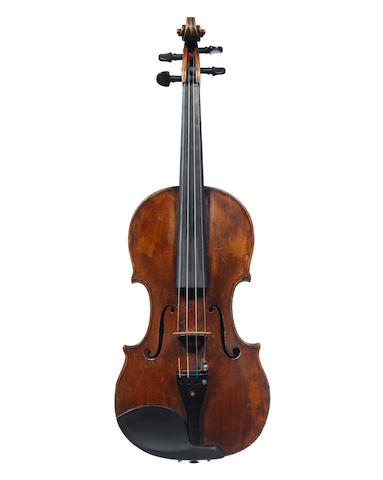An Italian Violin  attributed to Tomasso Eberle, Naples, circa 1780 (2)