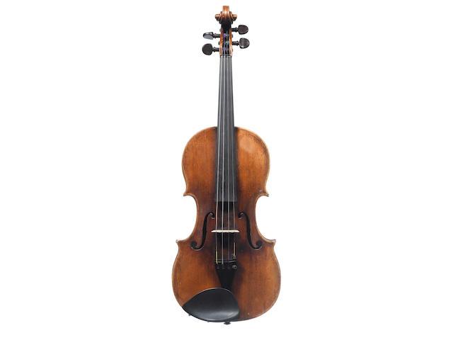 An Italian Violin, circa 1800 (2)