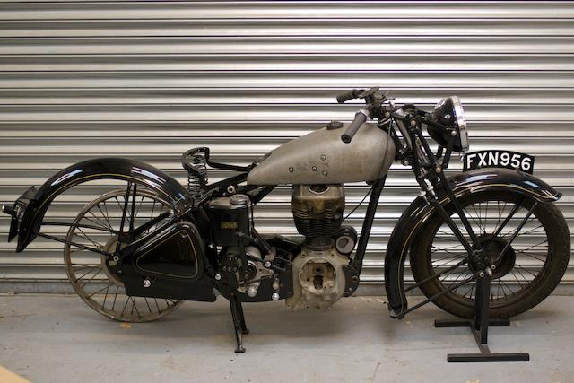 1937 Rudge 500 Ulster