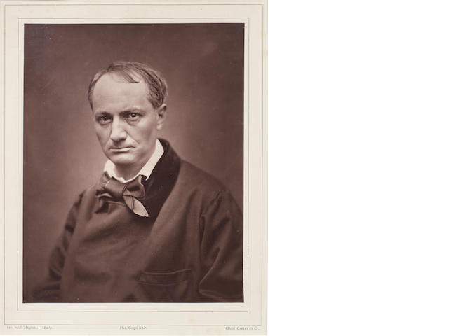 BAUDELAIRE, CHARLES (1821-1867, French poet)