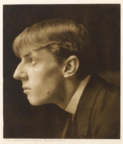 BEARDSLEY, AUBREY VINCENT (1872-1898, artist and poet)