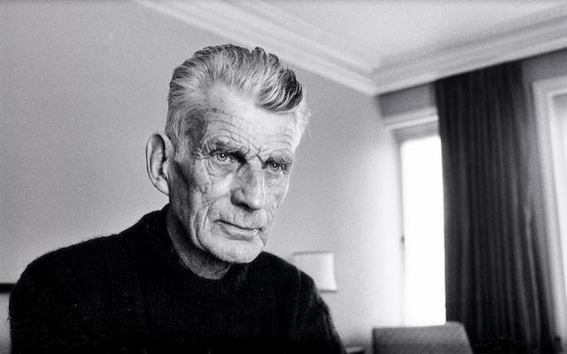 BECKETT, SAMUEL (1906-1989, Irish dramatist, poet and novelist)