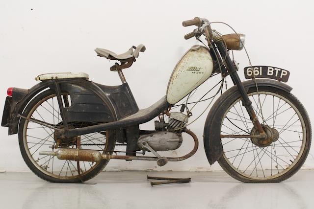 1960's Philips Gadabout 'De Luxe' moped
