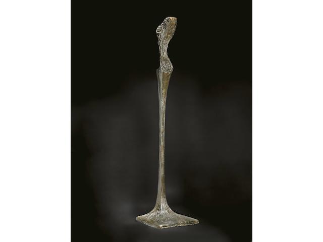 Dame Elisabeth Frink R.A. (British, 1930-1993) Standard 202 cm. (79 1/2 in.) high