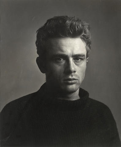 Roy Schatt (American, 1919-2002) James Dean, 1954