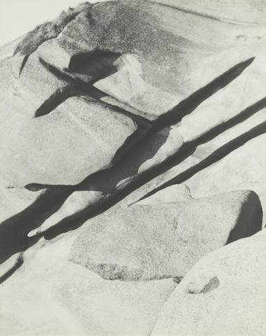 Erna Lendvai-Dircksen (German, 1883-1962) Gesteinsstudie (studies of stones), 1940s
