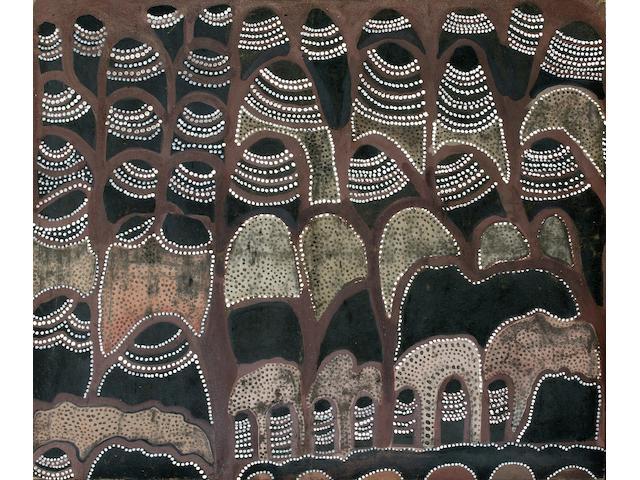 Jack Britten (circa 1924-2002) The Bungle Bungles (Purnululu)