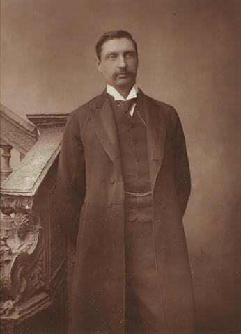 HAGGARD, Sir HENRY RIDER (1856-1925, novelist)