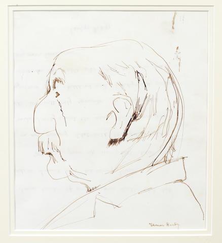 HARDY, THOMAS (1840-1928, poet and novelist, O.M.)