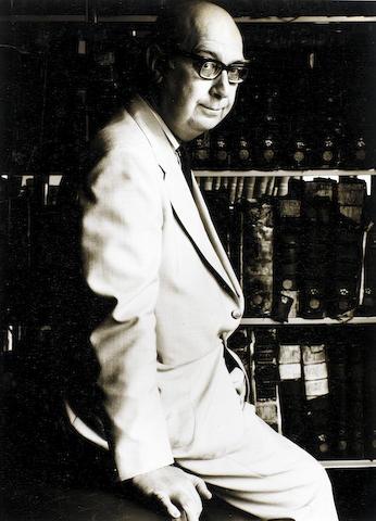 LARKIN, PHILIP (1922-1985, poet, novelist, jazz critic and librarian)