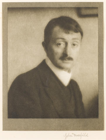 MASEFIELD, JOHN (1878-1967, poet)