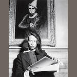 MILLAY, EDNA ST. VINCENT (1892-1950, American poet, playwright and feminist)