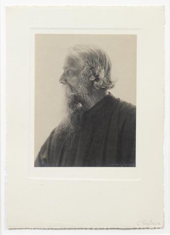 TAGORE, RABINDRANATH (1861-1941, Hindu poet)
