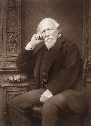 BROWNING, ROBERT (1812-1889, poet)